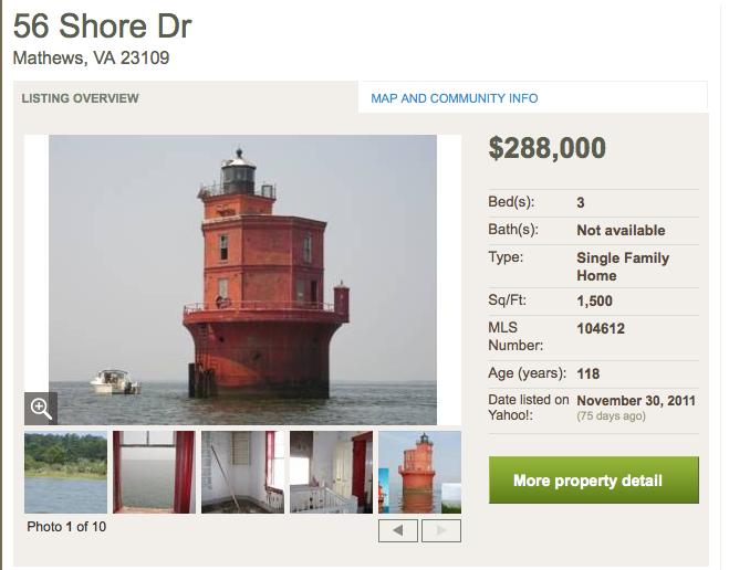 Lighthouse Houses | RealEstateLiza